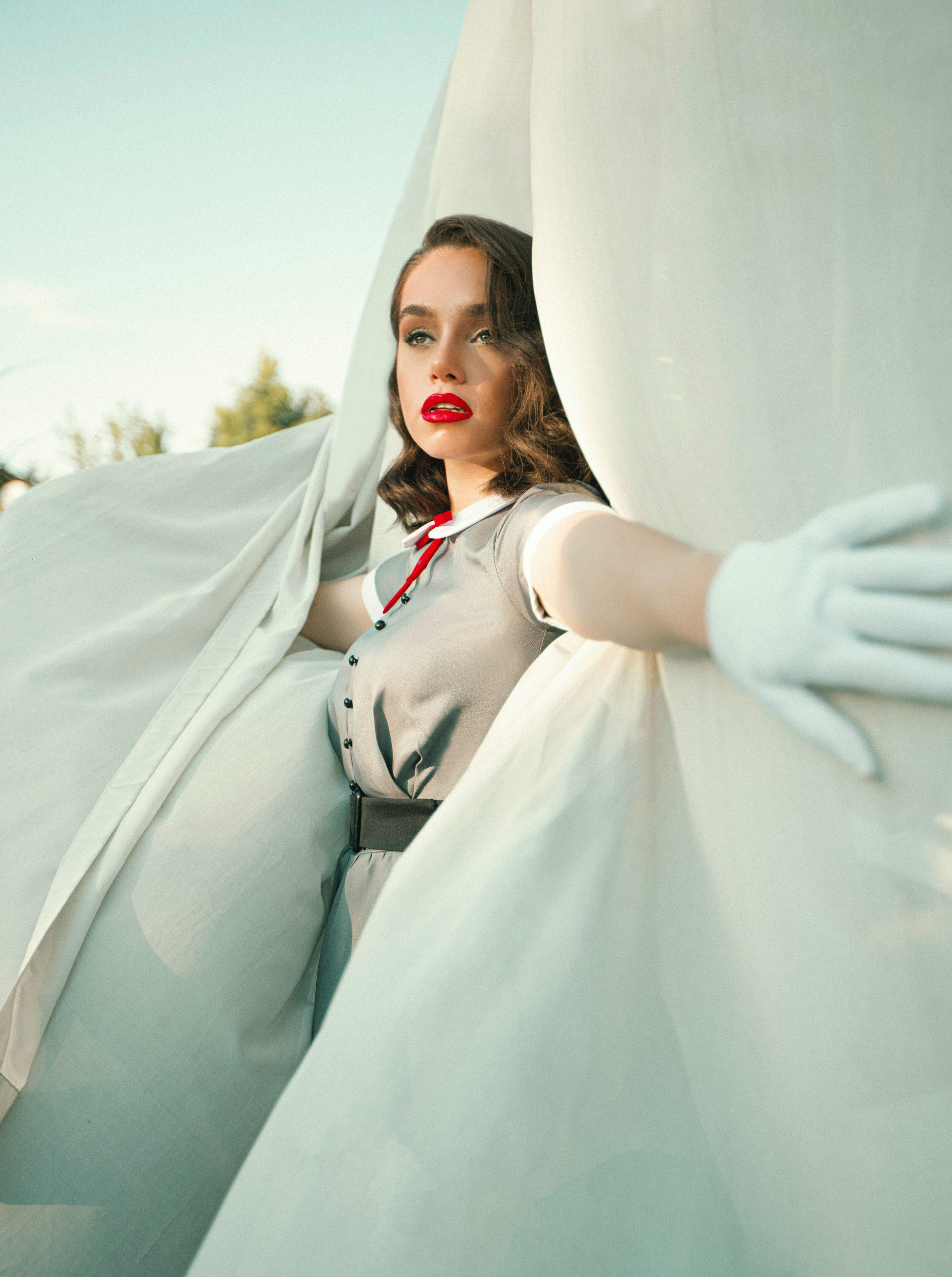 lente bruiloft make-up
